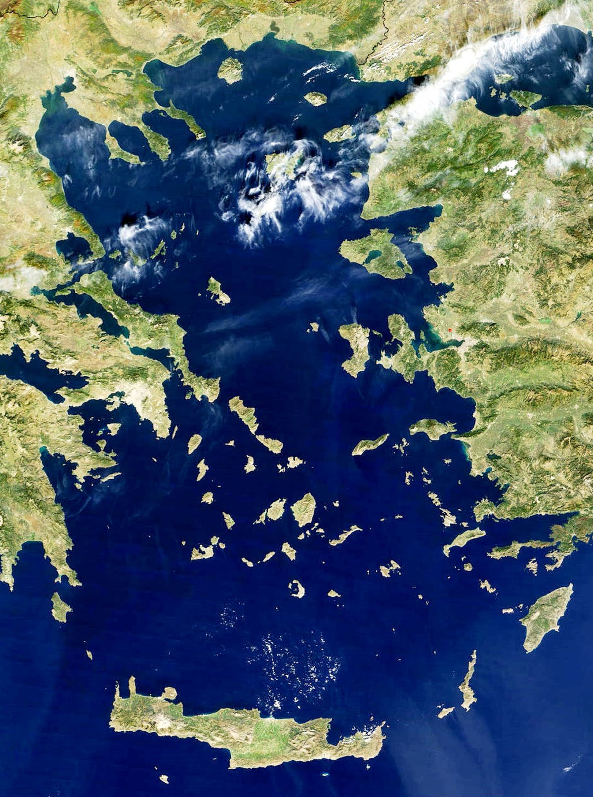 Aegean Sea - Wikipedia
