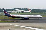Aeroflot Airbus A330-343X (VP-BDD-1356) (20540036956).jpg