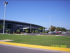Federal de Bachigualato International AirportPort lotniczy Culiacán