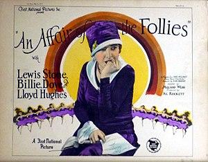 An Affair of the Follies - Lobby card
