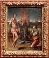 Agnolo bronzino, pigmalione e galatea, 1529-30 (uffizi) 00.jpg
