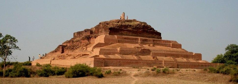 Ahichchhatra Fort Temple Bareilly