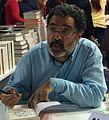 Ahmet Ümit at Kocaeli Book Exhibition, May 2016 (2).jpg
