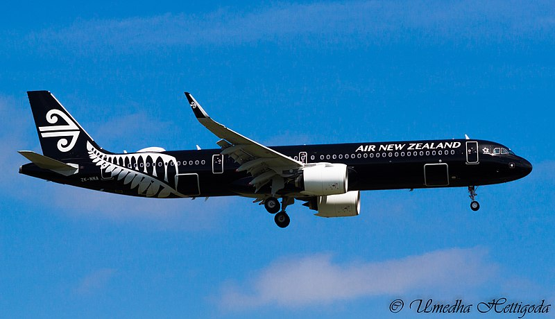 Air New Zealand A321