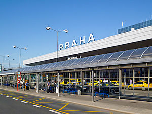 Airport Ruzyne, Prague, Czech Republic.jpg