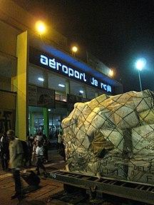 Medzinárodné letisko N'djili