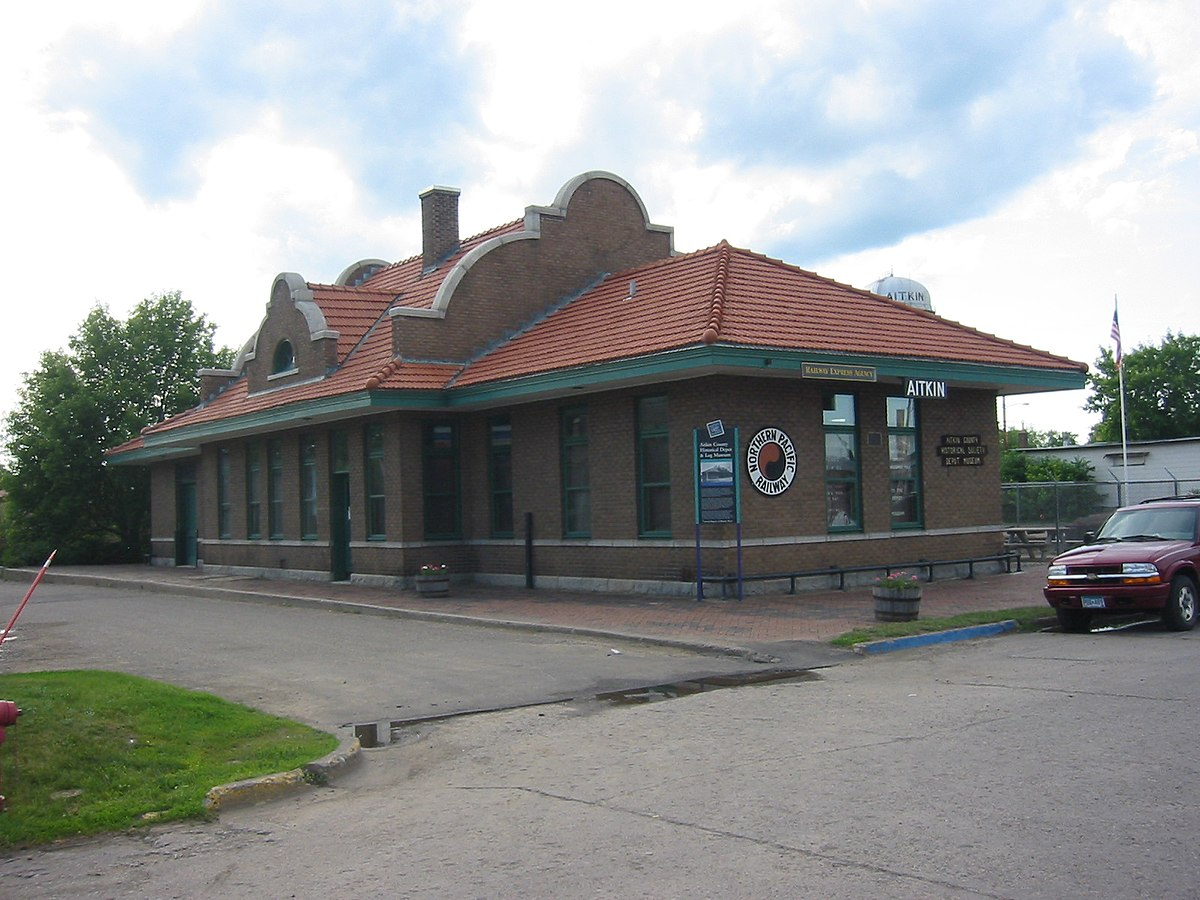 aitkin station