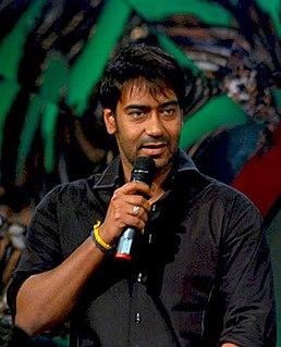 Ajay Devgn Indian actor
