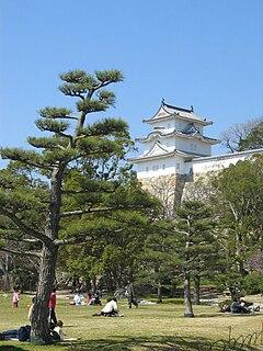 Japanese historical estate in Harima province
