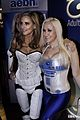 Alana Evans & Jodi West as Star Wars Characters at AVN Adult Entertainment Expo 2016 (25571807881).jpg