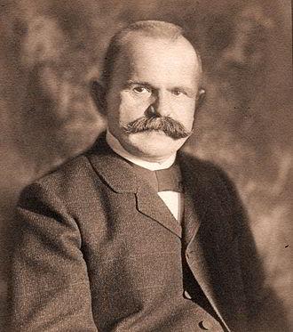 Albert Bachmann (philologist) - Albert Bachmann (1863–1934).
