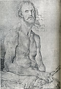 Albrecht Duerer Man of Sorrows drawing.jpg
