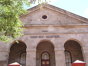 Courthouses in New South Wales - Image: Albury Court House