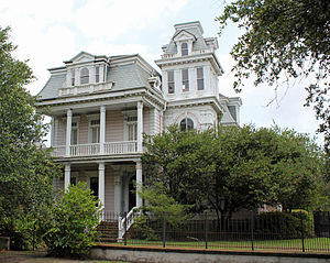 National Register of Historic Places listings in Orleans Parish, Louisiana - Image: Aldrich Genella House