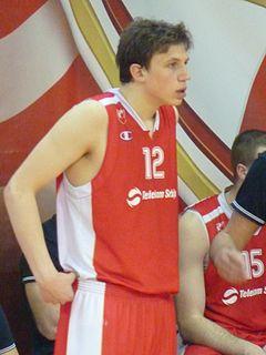 Aleksa Radanov basketball player (1998-)
