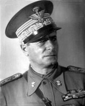 Uprising in Montenegro (1941) - General Alessandro Pirzio Biroli believed that the only thing the Balkan mentality recognized was force.
