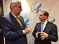 Alex Azar with Eric Holcomb.jpg