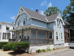 Alexis Boyer House - Alexis Boyer House