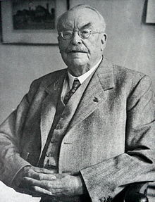 Alfred Herbert at the age of 90
