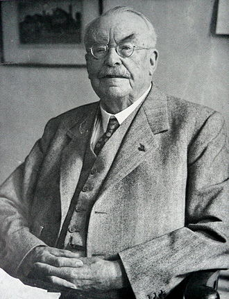 Alfred Herbert - Alfred Herbert at the age of 90
