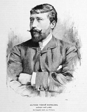 Alfred Kowalski - Alfred Kowalski (1886)