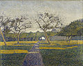 Alfred William Finch - Orchard at La Louvière - Google Art Project.jpg