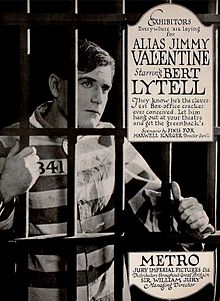 Alias Jimmy Valentine 1920 Film Wikipedia
