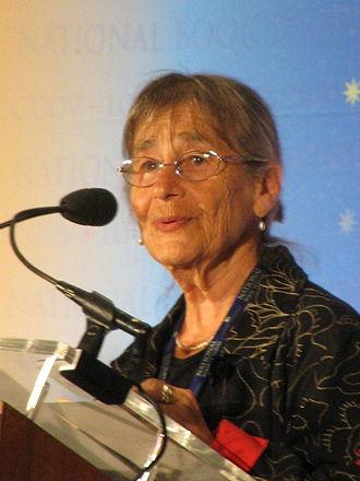 Alicia Ostriker - Alicia Ostriker at the National Book Festival, 2014