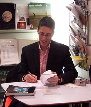 Alison Bechdel - Alison Bechdel at a London signing for Fun Home in 2006