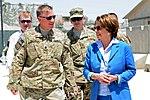 All-female delegation visits Kandahar Airfield 120513-A-YE732-068.jpg