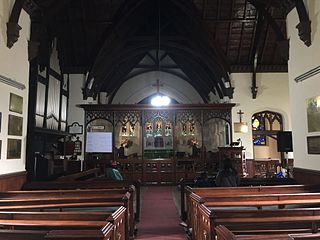 Holy Trinity Church, Nuwara Eliya Church in Nuwara Eliya, Sri Lanka