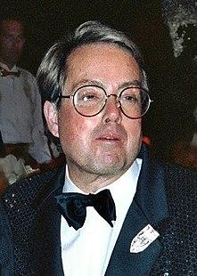 Allan Carr at 1989 Academy Awards