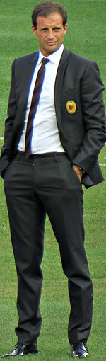 Massimiliano Allegri Photo