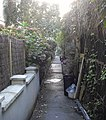 Alleyway to Billing Cottages - geograph.org.uk - 1568499.jpg