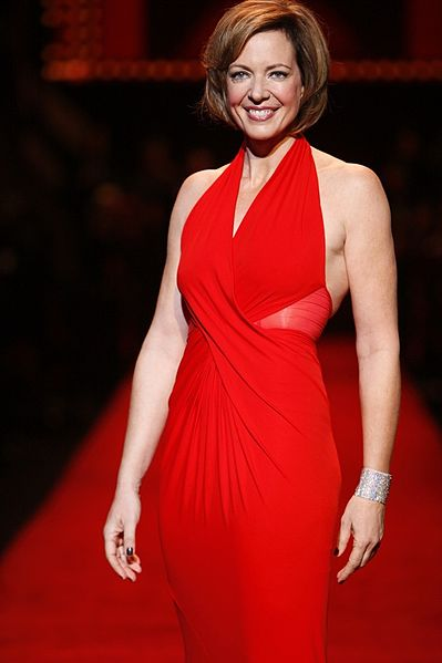 Allison Janney -Awards and nominations