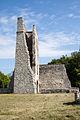 Alsódörgicse, ruin of medieval church.jpg