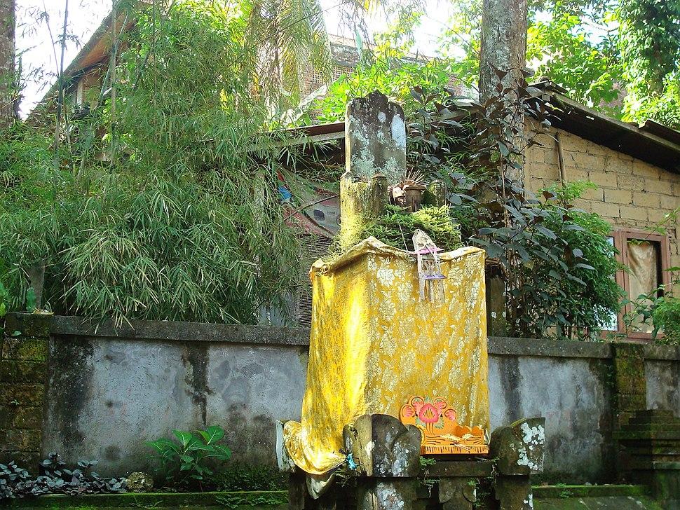 Altar in Ubud