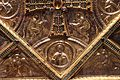 Altare di s. ambrogio, 824-859 ca., lato dx dei maestri delle storie di cristo, angeli e santi che adorano la croce gemmata 10.jpg