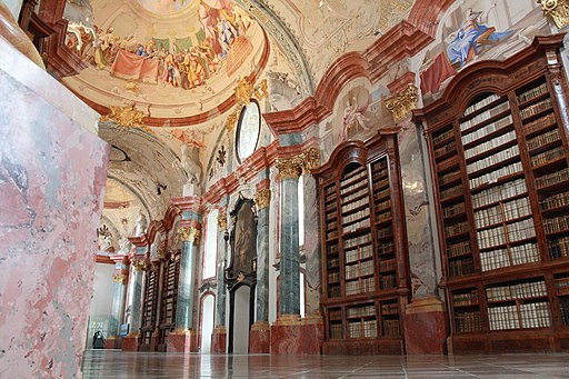 Altenburg Bibliothek