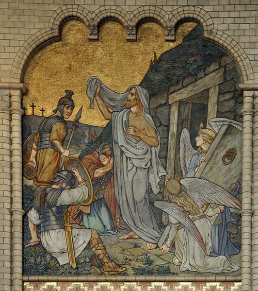 File:Altenburg Brüderkirche Wandmalerei Auferstehung.jpg