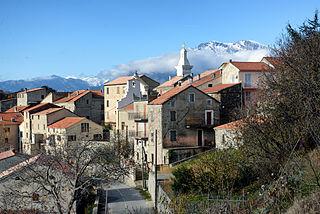 Altiani Commune in Corsica, France