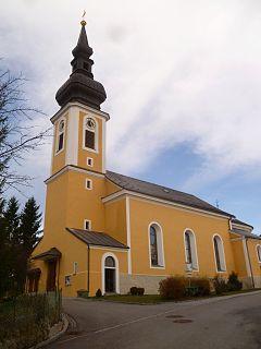 Altschwendt Place in Upper Austria, Austria
