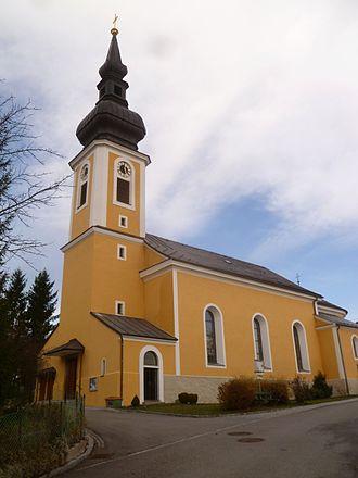 Altschwendt - Image: Altschwendt (Pfarrkirche 1)