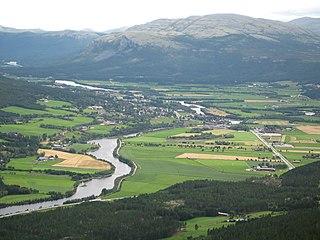 Alvdal Municipality in Innlandet, Norway