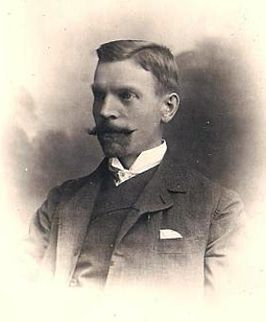 Alwin Berger in 1906