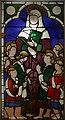 Ambiente di andrea del castagno, santa felicita coi suoi figli, vetrata da s. felicita a faltiona, 1450 ca. 01.jpg