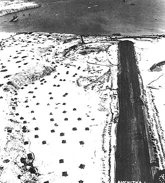 Amchitka Air Force Base - Amchitka Army Airfield, March 1943