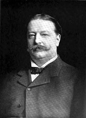 Taft Court - Chief Justice William Howard Taft