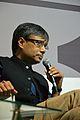 Amit Chaudhuri - Kolkata 2014-01-31 8214.JPG
