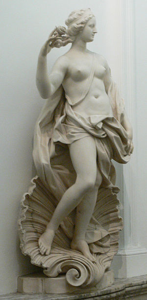 Goddess - Aphrodite is the ancient Greek goddess of beauty and love.